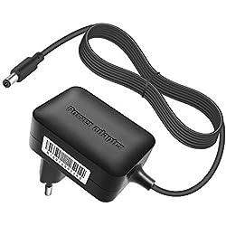 BERLS 12V 1A Chargeur Alimentation Bose SoundLink Mini I - Adaptateur Chargeur pour Enceintes Portable Bose SoundLink Mini Noir