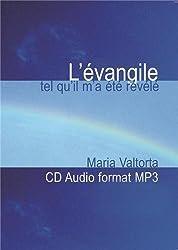 L´évangile tel qu´il m´a été révélé tome 1 à 10 à écouter (lot de 10 coffrets audio CD format MP3)