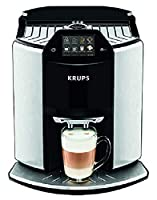 Krups EA907D40 Automatic Espresso Bean to Cup Coffee Machine, Silver