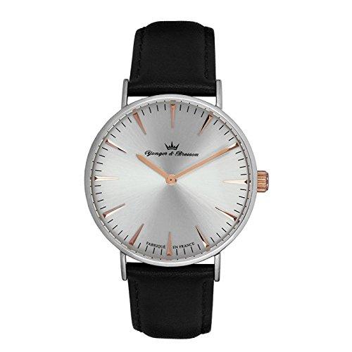 Reloj Yonger & Bresson hombre Silver–HCC 075/CA