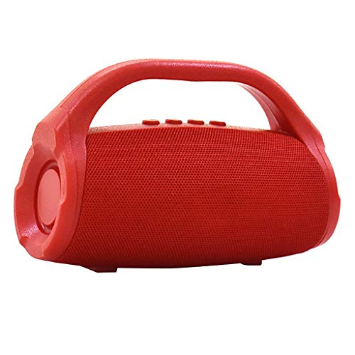 LRWEY Wireless Bluetooth Lautspreche, tragbarer BS118 Bluetooth-Lautsprecher Wasserdichter 3D-Surround-Wireless-Lautsprecher, MP3-Player Portabler Wireless-Lautsprecher