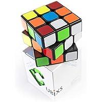 3x3 Zauberwürfel - Original Cubixs Speedcube - Typ Los Angeles - mit optimierten Dreheigenschaften für Speed-Cubing