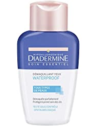 Diadermine - Démaquillant Yeux Protection des cils - 125 ml