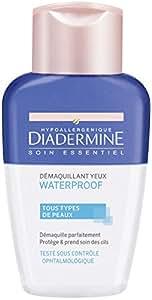 Diadermine - Démaquillant Yeux Protection des cils - 125 ml