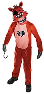 Rubie's Official Child's Five Nights at Freddy's Costume Foxy - Tween ...