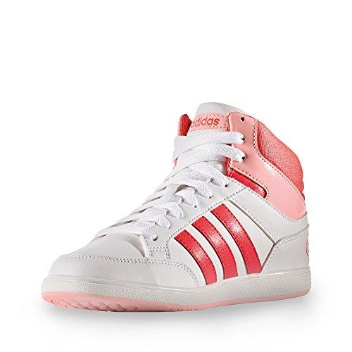 Adidas Ftwr Aros Schnürstiefelette Fria Meados Menina Ração Branco K B74653 dq78w