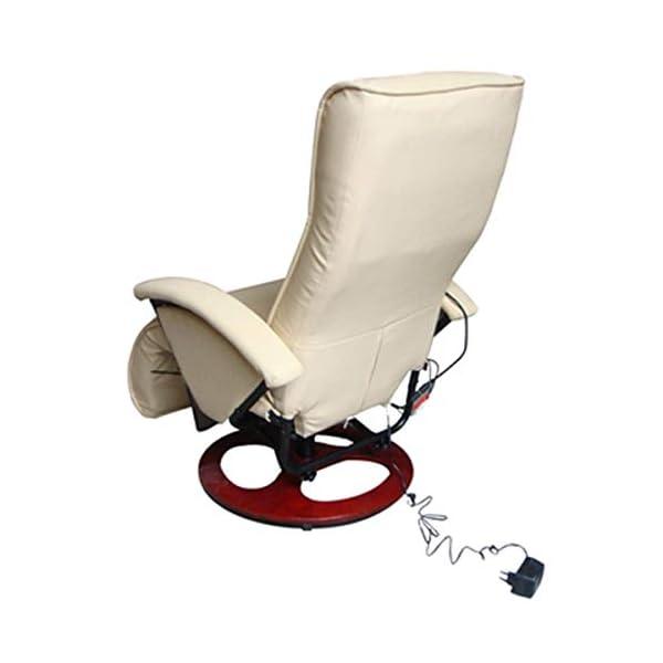 Vidaxl Massagesessel Elektrisch Fernsehsessel Relaxsessel Massage Tv Sessel