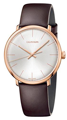 Calvin Klein HIGHNO K8M216G6 Montre-Bracelet pour hommes