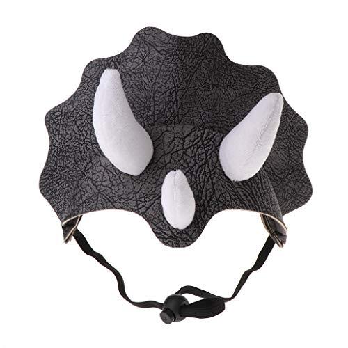 Xuniu Pet Hut Kostüm, Halloween Urlaub Phantasie Cosplay Cap Hund Katze Bulldog Head Cover
