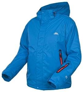 Trespass Men's Wiggins Ski Jacket grey Ultramarine Size:XXL