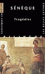 Tragédies : OEdipe, Les Phéniciennes I et II, Médée, Hercule furieux, Phèdre, Thyeste, Les Troyennes, Agamemnon