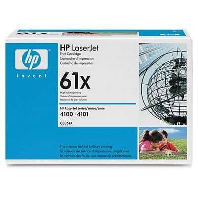 HP C8061X - 61X - Toner cartridge - 1 x black - 10000 pages