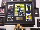 Filmcell fabbrica Ltd Valentino Rossi Autograph display sport memorabilia