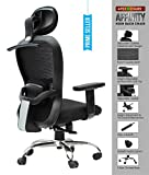 Best Office Chairs - APEX Chairs Affinity Chrome Base HIGH Back Office Review
