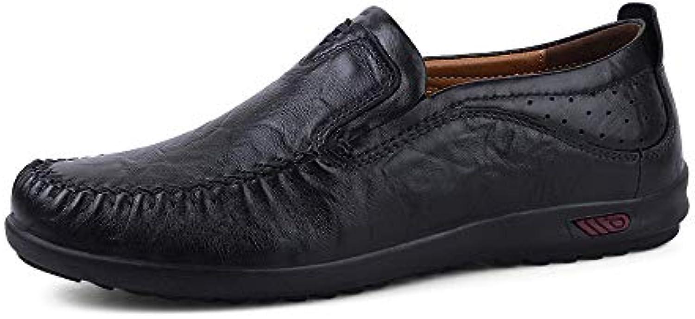 JIALUN-scarpe, JIALUN-scarpe, JIALUN-scarpe, Mocassini Uomo, Nero (Nero), 39,5 EU | Qualità E Quantità Assicurata  | Uomini/Donna Scarpa  a7ff04