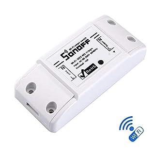 Sonoff Basic Universal Smart Schalter Wifi Fernbedienung Smart Home Switch mit Timer DIY Funkschalter über IOS Android 10A / 2200W