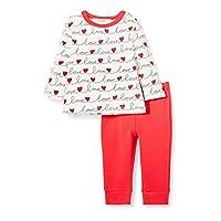 PANÇO  Kız Bebek 2011GB39001 Pijama Takımı
