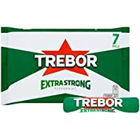 Trebor Extra Strong Roll (Pack of 4, Total 28 Rolls)