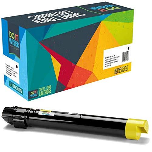 Do it Wiser Kompatibel Toner für Xerox Phaser 7500DN 7500 7500N 7500DN 7500YDN 7500DT 7500YD |106R01438 Gelb (17.800 Seiten) (Toner Phaser 7500)
