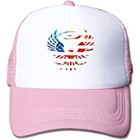 Halo Spartan American Flag Nylon Adult Baseball Cap Flat Hat