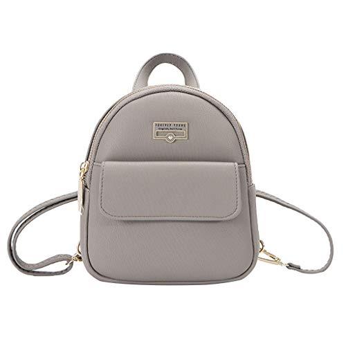 AIni Rucksack Damen Messenger Bag Mini Bag Multifunktions Bagpack Mode Umhängetasche Business Wandern Reisen Camping Tagesrucksack Schulrucksack 2019 Neuheit