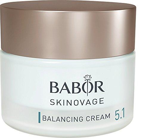 BABOR SKINOVAGE Balancing Cream, Gesichtscreme für Mischhaut, mattierende Feuchtigkeitspflege,...