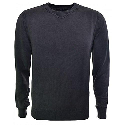 Replay da uomo maglione grigio/marrone Grey Medium