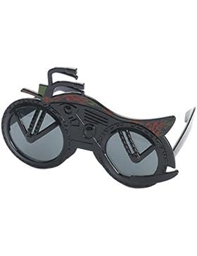 Good NightMotocicleta de moda en forma Disfraces Gafas de sol Gafas de Fiesta Gafas Puntales