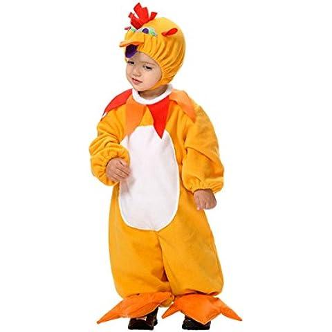 Disfraz Pájaro Loco bebe Talla 6 meses neutro