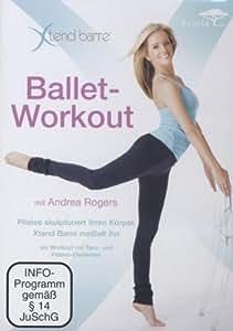 Xtend Barre - Ballet-Workout