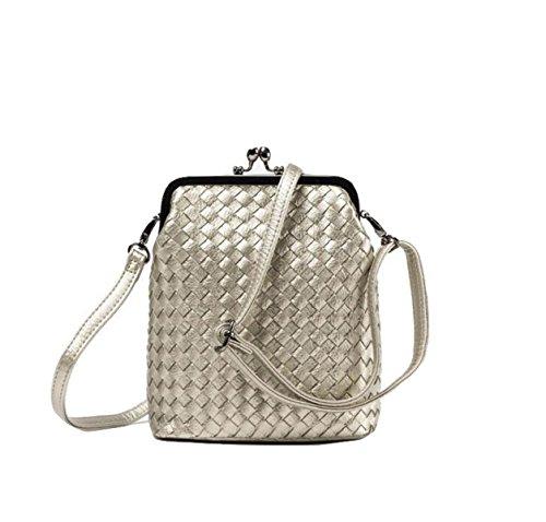 Art Und Weisedamen Schultern Diagonale Pakethandtasche Einfaches (Elemente Der Kostüme Natur)
