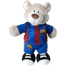 FCB FC Barcelona - Osito de Peluche, 25 cm (NICI 40411)