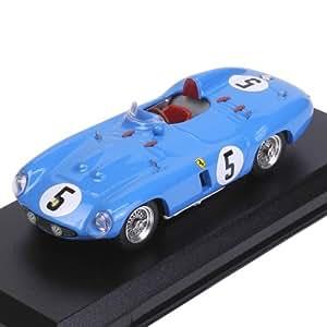 Art Model - ART236 - Véhicule Miniature - Ferrari 750 Monza -1000 Kms de Paris 1956 - Echelle 1:43
