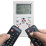 Generic Universal TV decodificador de Control Remoto IR Control Remoto por Infrarrojos probador Prueba