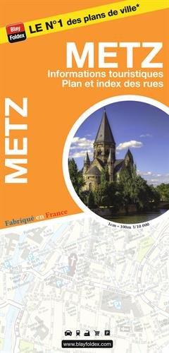 Metz : 1/10 000, avec livret