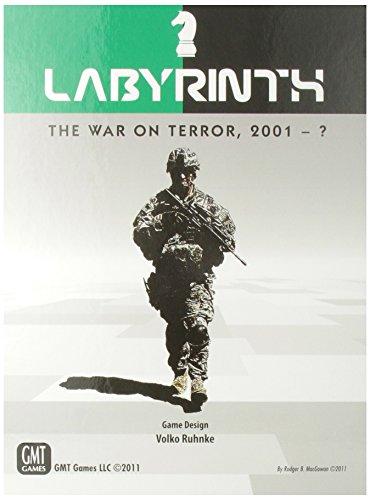 Labyrinth: The War On Terror - Juego de Tablero