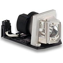 Alda PQ Premium, Lámpara de proyector para OPTOMA HD20 Proyectores, lámpara con viviendas
