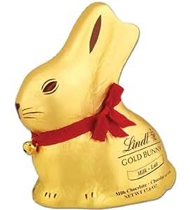 Lindt Chocolate Milk belge lapin de Pâques avec la cloche d'or 500g (17,6 oz)