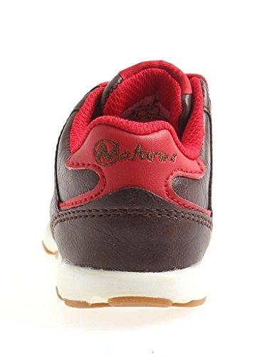 Naturino Kindersneaker Sneaker Schuhe Schnürer Sport 320 Jungenschuhe Moro