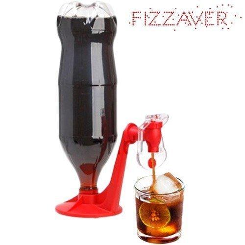 Preisvergleich Produktbild Fizzaver Universal Zapfhahn - verwandel deine Flasche in eine Zapfanlage