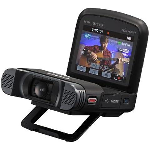 Canon LEGRIA MINI X - Videocámara (12.8 Mp, 205 g, pantalla táctil de 2.7