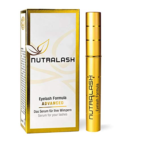 NUTRALASH Eyelash ADVANCED Wimpernserum, höhere Wirksamkeit, Wimpern Booster 3ml
