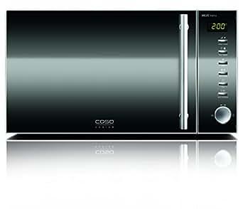 Four à micro-ondes MG 20 Menu 800 W noir CASO
