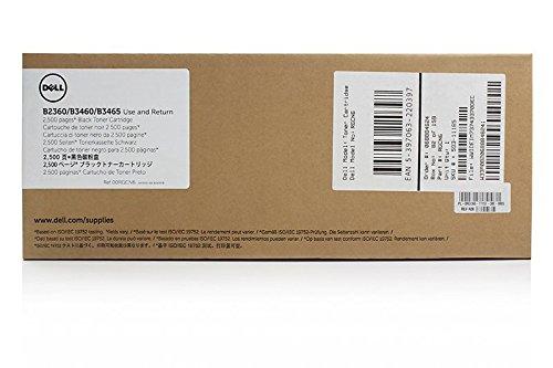 Preisvergleich Produktbild Original Toner kompatibel zu Dell B 3465 dnf,  7MC5J,  RGCN6 59311165 593-11165,  Premium Drucker-Kartusche,  Schwarz