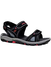 cc7007932cdc Men s Dunlop Sports Beach Trekking Walking Hiking Touch Close Strap Sandals  Sizes 7 - 12