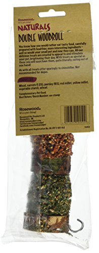 Rosewood Naturals Treat Double Woodroll 3