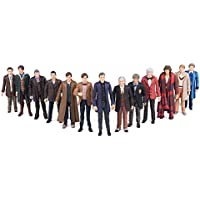 Doctor who 5.5 inch 13 doctors figure set