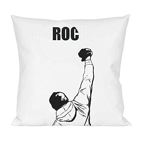 Rocky poster Pillow