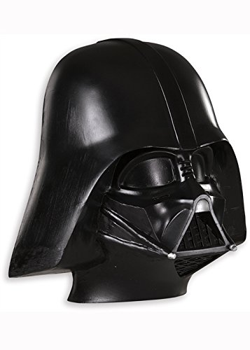 Struts Fancy Dress Star Wars Darth Vader Kostüm Maske (Für Erwachsene Darth Vader Dress Kostüm)