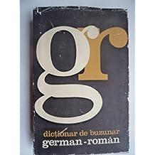 Dictionar de Buzunar - German-Român